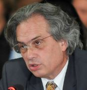 Argentine Ambassador Pablo Anselmo Tettamanti