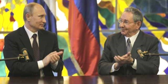 Lavrov: Cuba is not 'drifting' toward the U.S.