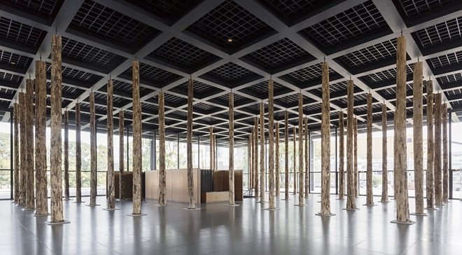 How Mies Van Der Rohe S Design For A Bacardi Hq In Cuba Became Berlin S Iconic Neue Nationalgalerie Progreso Weekly