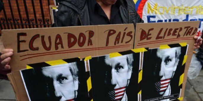 1,000 days: Julian Assange, Ecuador and the US war on truth