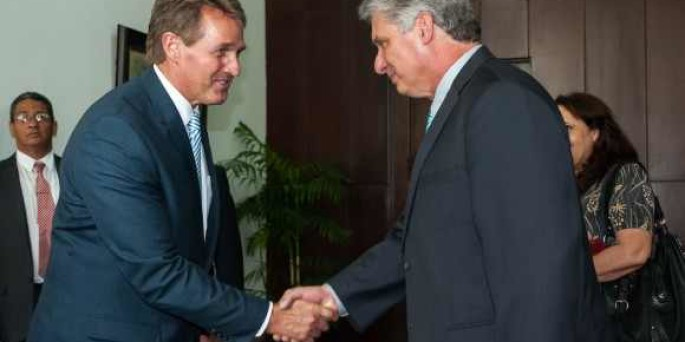 Republican senator sees U.S. embassy in Havana coming soon