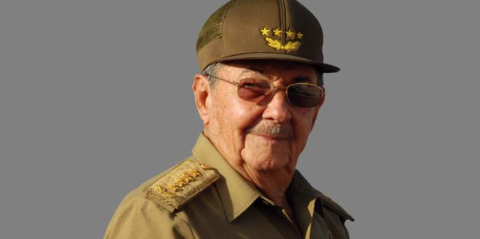 Declaration by Army General Raúl Castro