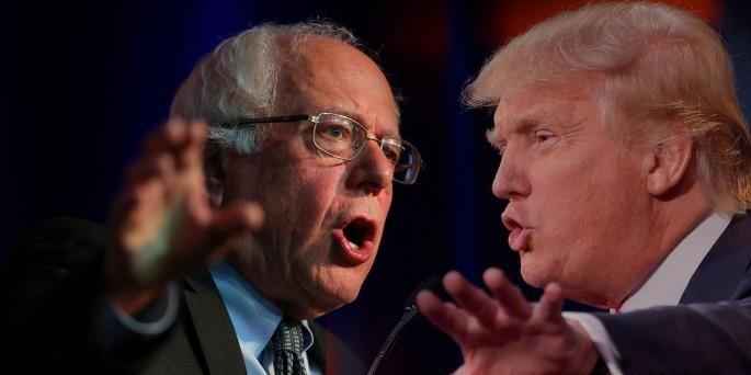 Quinnipiac poll: Sanders quickly melting away Clinton lead; Trump still tops GOP field