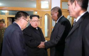 Cuba, North Korea pledge to intensify relations