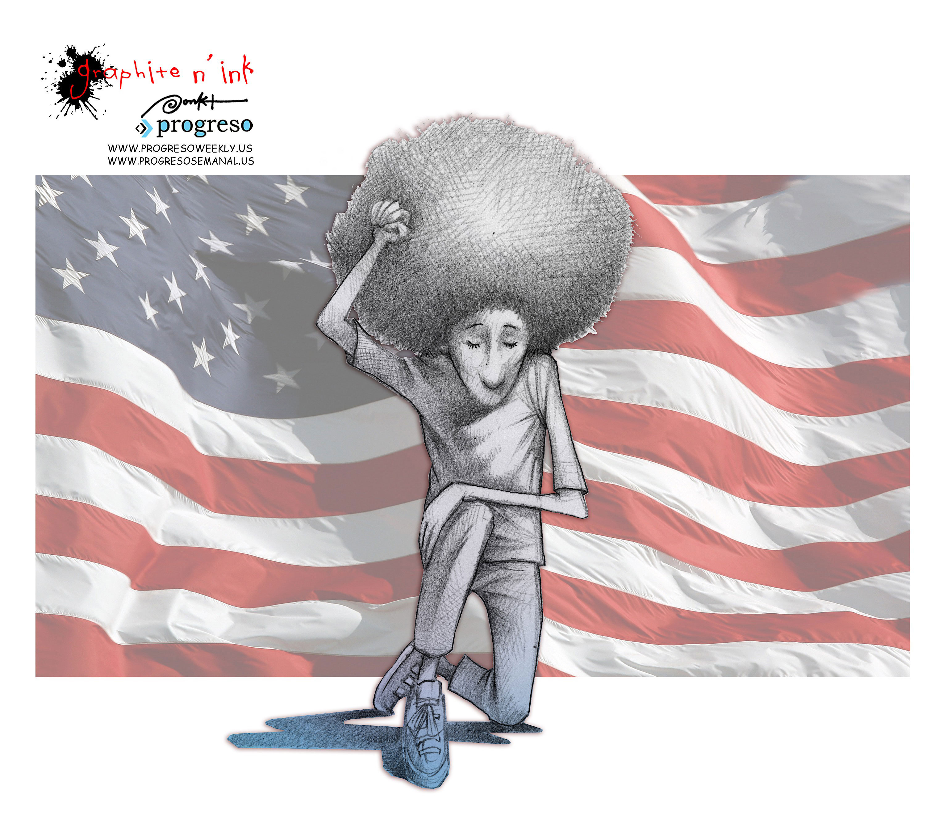 patriotism and protest
