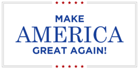 Hail Trump's MAGA Revolution