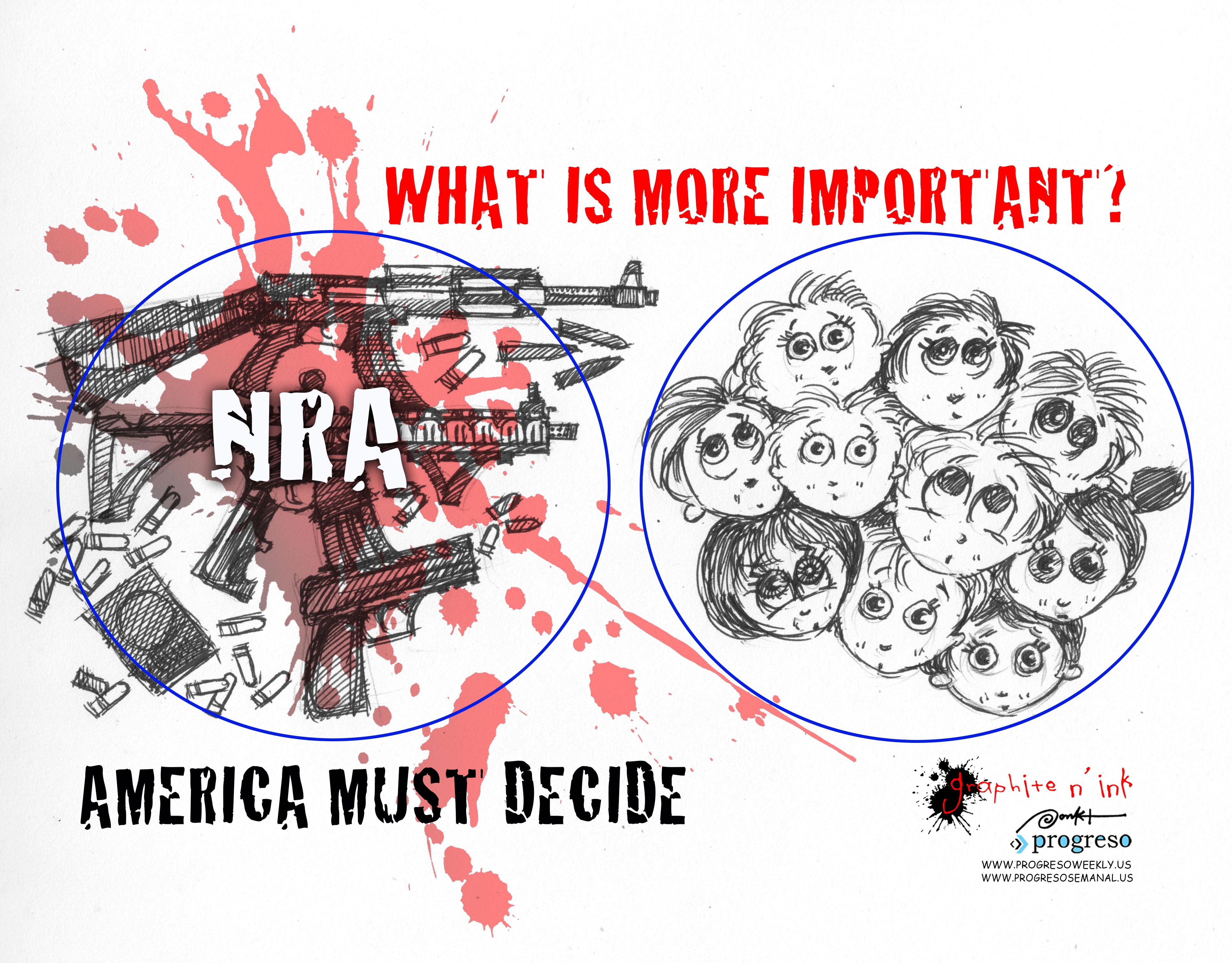 America must decide